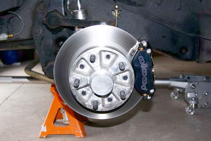 VW Type 2 Bus: Fuchs Wheel Conversions